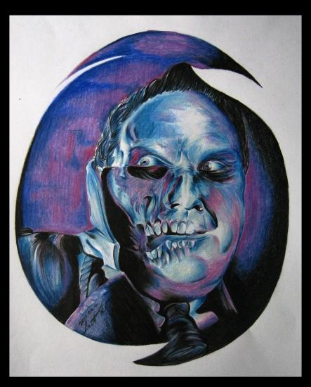 Robert John Burke by Lampert